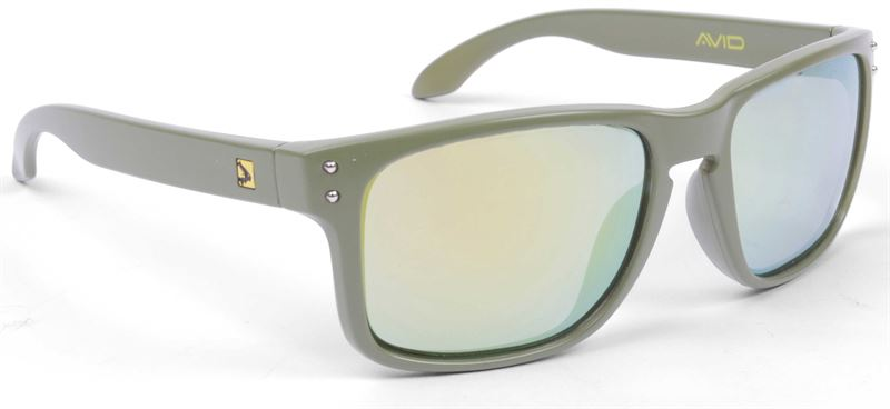 c2350791e938e9 Avid Carp Polarised Sunglasses Sage - £19.49