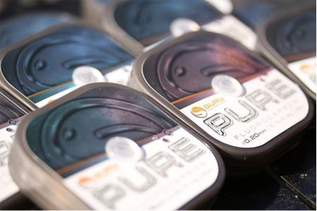 Brand New Guru Pure Fluorocarbon Hooklink All Breaking Strains Available