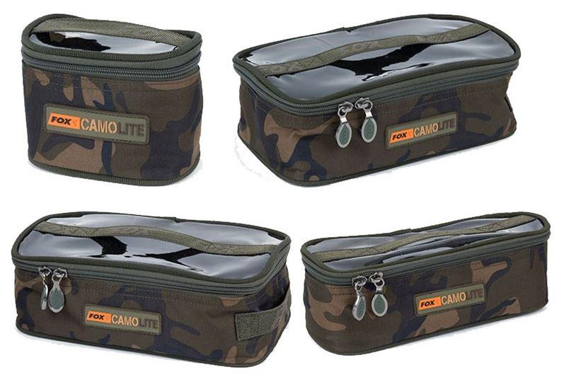Fox CamoLite Medium Accessory Bag CLU302