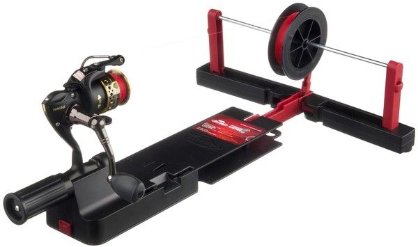 Berkley portable line spooling station for Electric fishing line spooler