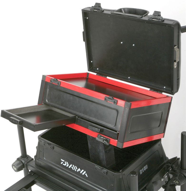 17bec900872 Daiwa Tournament 160 Seat Boxes - £264.99