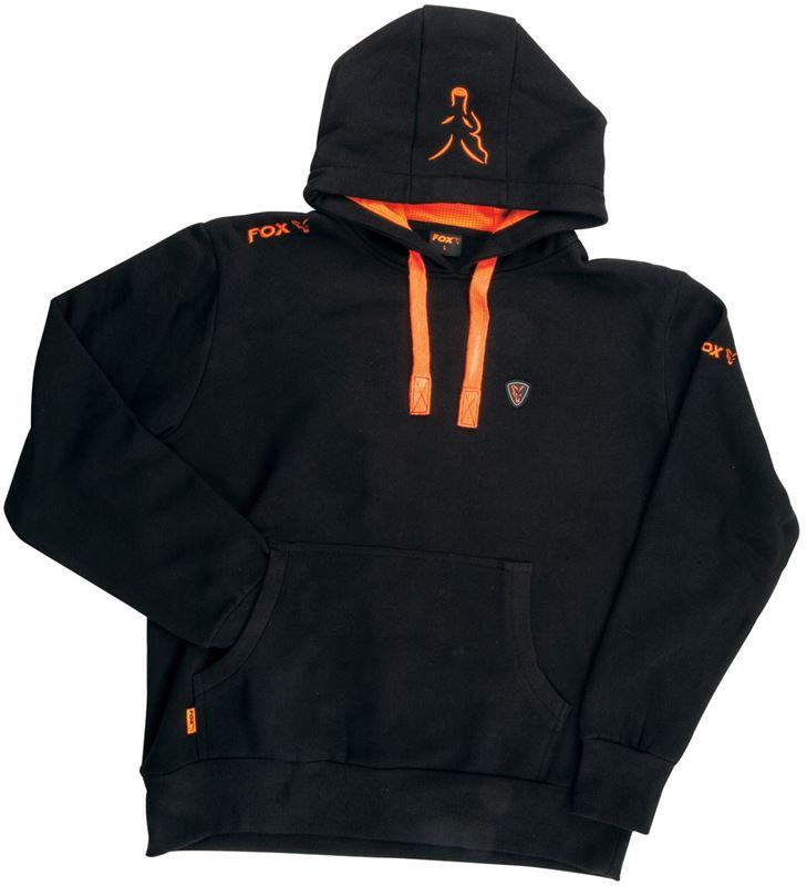 d845f5358 Fox Black/Orange Hoodies - £32.99