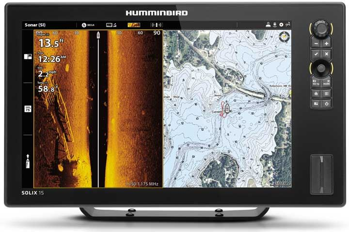 Humminbird Solix 15 G2 Fishfinder