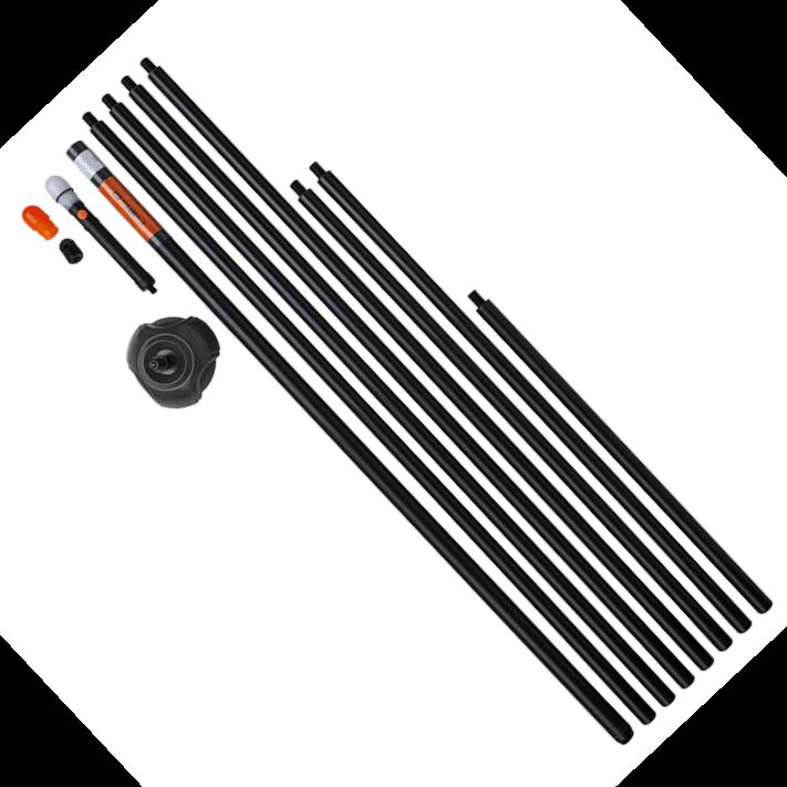 Fox Halo Marker Pole Extension Kit 2x 1m NEW CEI186