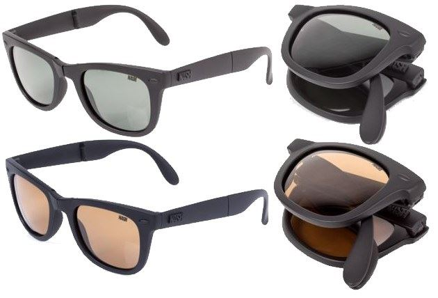 9ecc24fcd6 Nash Micro-Pak Folding Polarised Sunglasses - £19.99