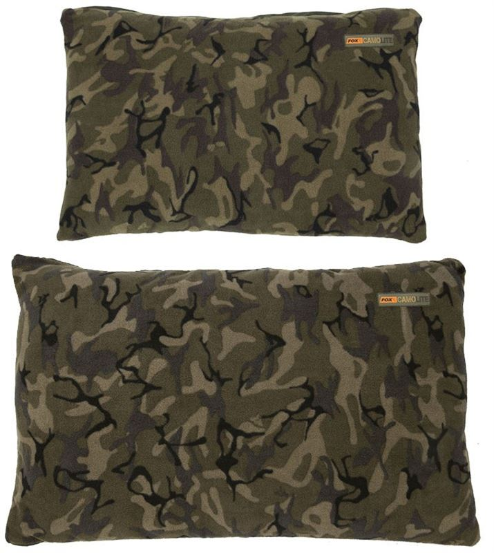 Fox Camo Lite Pillow Standard